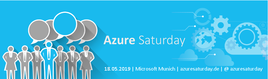Azure Saturday Logo